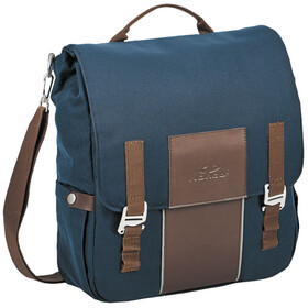 Norco Bolton City - Sac porte-bagages - marron/bleu